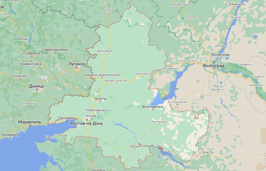 археологические памятники ростовской области