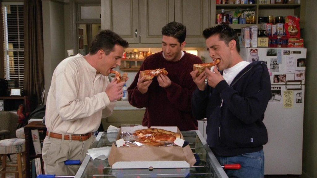 """Пицца из сериала """"Друзья"""""""