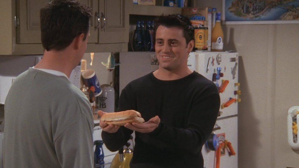 """Сэндвич с индейкой из сериала """"Друзья"""""""