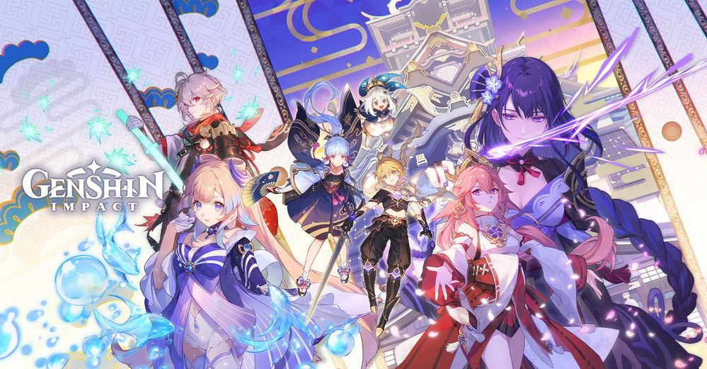Обзор и отзывы об игре Genshin Impact