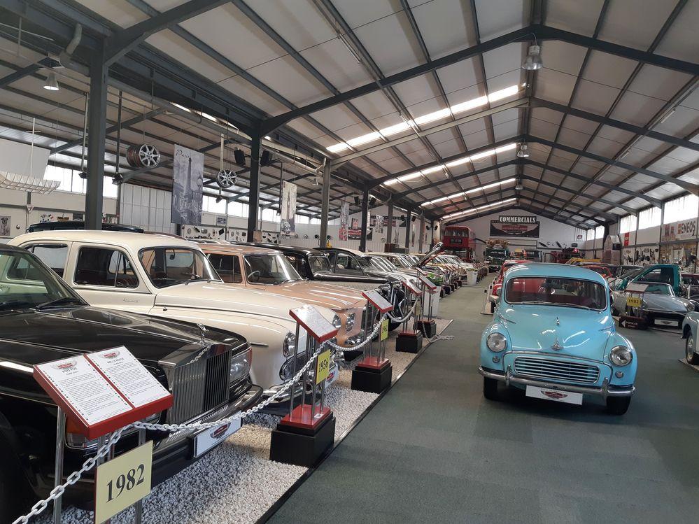 кипр музей раритетных авто